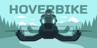 Say hello to hoverbikes