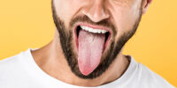 Longest Tongue in the World