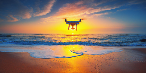 Drone Saves Two Boys – level 1
