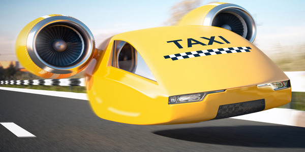 Flying taxi – level 1