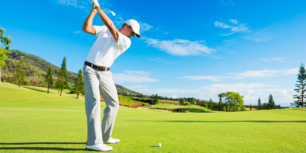 More people play golf – level 2